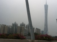 Cina Guantzou Tv Tower